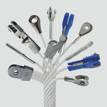 Rope end-connections