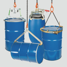 Drum handling devices