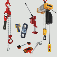 Lifting devices and winches