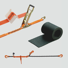 Cargo lashing equipment