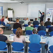 Training courses and technical seminars