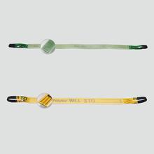 PU-beschichtete Hebebänder mit Schlaufen oder Bügeln