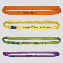 Rundschlingen aus Standard‑Polyesterfasern