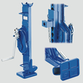 Steel winches