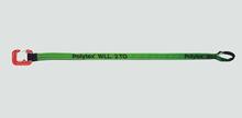 Polytex®-Hebeband zweilagig mit Schlinghaken