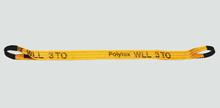 Polytex®-Hebeband zweilagig mit verstärkten und verjüngten Endschlaufen