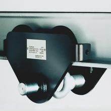 Rollfahrwerk für Hand-, Elektro- und Drucklufthebezeuge
