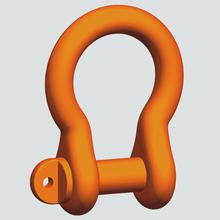 HIT-Universal-Schäkel GK10 – geschweifte Form