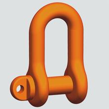 HIT-Universal-Schäkel GK10 – gerade Form