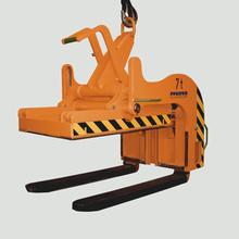 Fork lifter for stacks