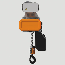 Star-Speedline electric chain hoist with electric running gear