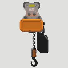 Star-Speedline electric chain hoist with manual running gear