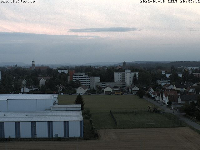 PFEIFER-Webcam